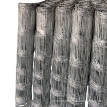 Galvanized Livestock Prevent Hinge Joint Page Wire Farm Field Fence