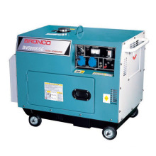Bn5800dse Silent Air Cooled Diesel Generators 5kw