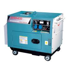 Bn5800dse молчит дизельные генераторы с воздушным охлаждением 5кВт