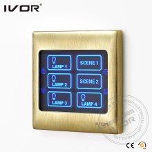 Ivor Smart Home Light Switch avec scène et télécommande