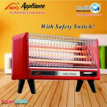 Electric 2000W Quartz Heater