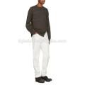 overlock costura homens hoodies hip hop fundo especial e manga
