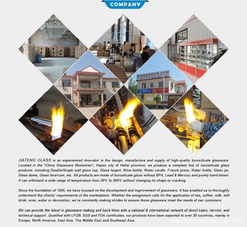 Borosilicate Glass Manufacturer
