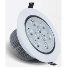 Luz LED para Hotéis / Luzes 9W