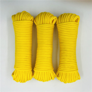 Mixed Colors PP Type Utility Rope met kern