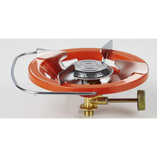 Portable steel gas stove