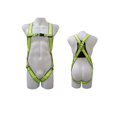 Industrial Polyester Work Full-Body Safety Harness Belt