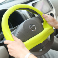 SGS Approval Embossed Silicone Steering Wheel Cover