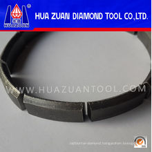 Roof Type Stone Drill Bit Segments Hot Sale