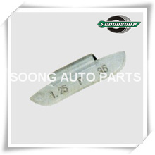 Lead(PB) Clip on Wheel weights for American OZ Style, Universal type, Super Quality