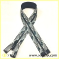 Custom Sublimation Printing Camouflage Plastic Zipper