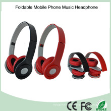 2016 New Product Adjustable Over-Head MP3 Earphone Headset (K-03M)