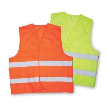 Reflective Safety Vest (Orange)