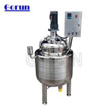 Tanque de mezcla farmacéutica con rendimiento Reliabe