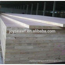 19mm natural Ash veneer blockboard