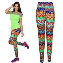 Мода Женщин Спортивный Фитнес Йога Брюки (58970)
