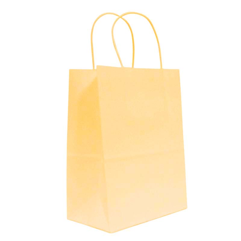 The demand for packaging paper bags