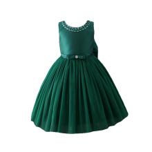 Bestseller Elegante Kinder Abend Party Kleid für 7 Jahre alte Mädchen