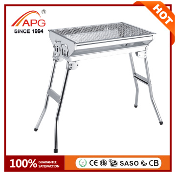 China Factories for Smokeless Charcoal BBQ Grill APG Smokeless Portable Charcoal BBQ Grill supply to St. Pierre and Miquelon Exporter
