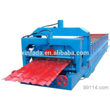 Stahlblechumformmaschine / Bedachungsblechumformmaschine