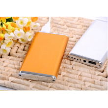 7mm Ultra-Thin 6000mAh Best Portable Power Bank Lieferant