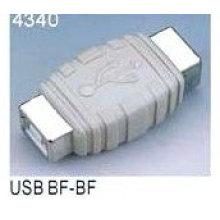 EVR CUSTOM MADE PC ADAPTATEUR USB FEMELLE MOULÉ INFORMATIQUE