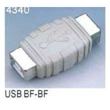 EVR CUSTOM MADE PC COMPUTER MOLDED FEMALE USB ADAPTOR
