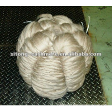 Dehaired Cashmere fiber CASHMERE TOP