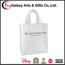 Diseñe su propia bolsa no tejida de la promoción del portador de Recyle de la marca
