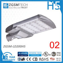 Дешевые 200W вело свет дороги с датчиком движения пылевлагозащита IP66 Класс защиты ik10