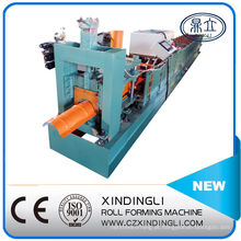 Máquina formadora de rolos de tampa de aço com cores de venda quente
