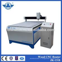 Jinan cnc routeur machine prix/1318 3d sculpture sur bois machine cnc pour les ventes