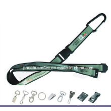 Buckle Optional Reflective Lanyard