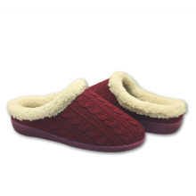 womens indoor fur winter slippers