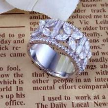 2015 Vente en gros de bijoux à bijoux en argent AAA CZ 925 en gros pour femme (R10507)
