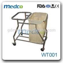 Hochwertiger medizinischer Krankenhauswagen WT001