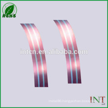 Chinese factory low price with 100% qualified silver nickel clad copper strip
