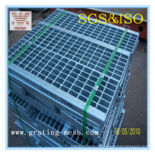 Hot Dipped Galvanized Steel Grating (ISO&SGS)