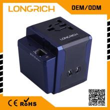 2015 Chargeur de voiture portable lecteur dvd portable, précieux chargeur de batterie universelle