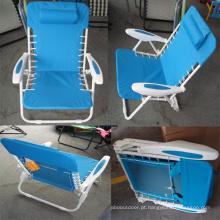 Cadeira de praia com travesseiro (XY-140)