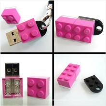 Venda quente Puzzle Mini USB Pen Drive 4 GB