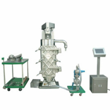 Tubular Type Industrial Centrifuge for Continuous Treatment of Material