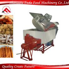 Máquina de empanada de freír eléctrica comercial del acero inoxidable