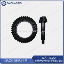 Pignon automatique de roue de couronne de NHR NKR de pièces de rechange automatiques 9:39 TS01, TS02-A