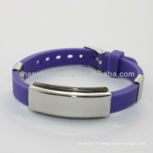 2014 gift item power silicon wrist band