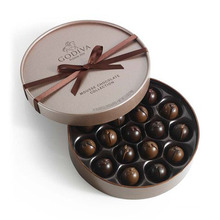 Belgian Chocolate Packing with Heart Shap Window