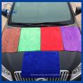 Microfaser Car Wash Car Reinigung Handtuch (QHM558952)