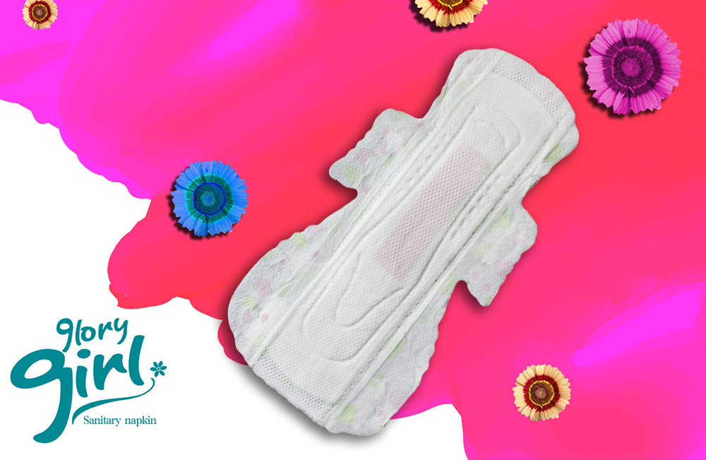 OEM Herbal Sanitary Napkin