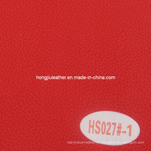 China Manufacturer of PVC Car Leather (HS027#)
