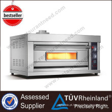 Hot Sale Stainless Steel Body Electric Cake Forno